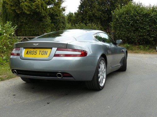 2005 Aston Martin DB9  For Sale (picture 5 of 5)