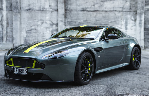 2018 AMR V12 VANTAGE S LIMITED EDITION For Sale (picture 1 of 6)