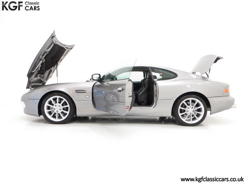 2001 A Seductive Aston Martin DB7 Vantage with 38,533 Miles SOLD (picture 3 of 6)