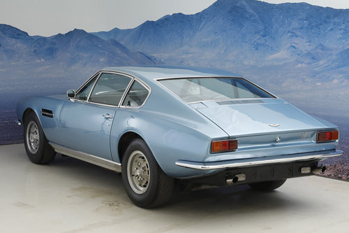 1971 Aston Martin DBSV8 Series 1 5,4 L 5 speed manuel gearbox. For Sale (picture 2 of 6)