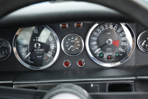 1971 Aston Martin DBSV8 Series 1 5,4 L 5 speed manuel gearbox. For Sale (picture 5 of 6)