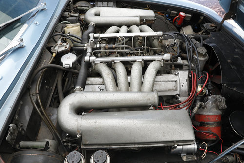 1971 Aston Martin DBSV8 Series 1 5,4 L 5 speed manuel gearbox. For Sale (picture 6 of 6)