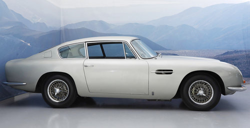 1968 Aston Martin DB6 Coupe aut. For Sale (picture 2 of 6)