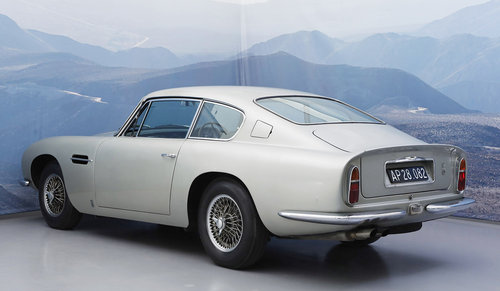 1968 Aston Martin DB6 Coupe aut. For Sale (picture 3 of 6)