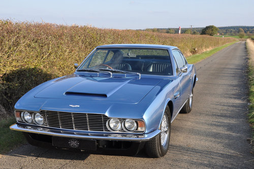 Fully Restored 1970 RHD Aston Martin DBS-6 F.I For Sale (picture 1 of 6)