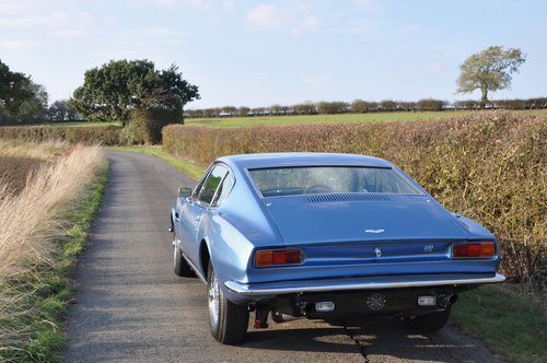 Fully Restored 1970 RHD Aston Martin DBS-6 F.I For Sale (picture 2 of 6)