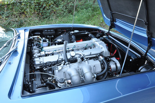 Fully Restored 1970 RHD Aston Martin DBS-6 F.I For Sale (picture 3 of 6)