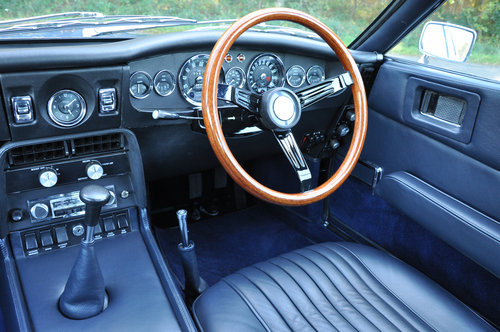 Fully Restored 1970 RHD Aston Martin DBS-6 F.I For Sale (picture 4 of 6)