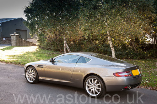 2005 Aston Martin DB9 Coupe SOLD (picture 3 of 6)