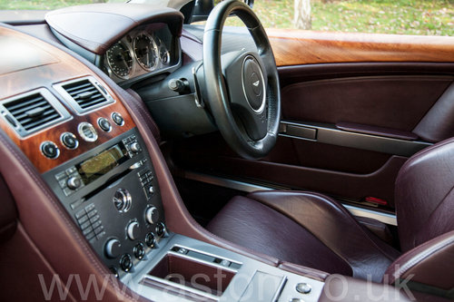 2005 Aston Martin DB9 Coupe SOLD (picture 5 of 6)