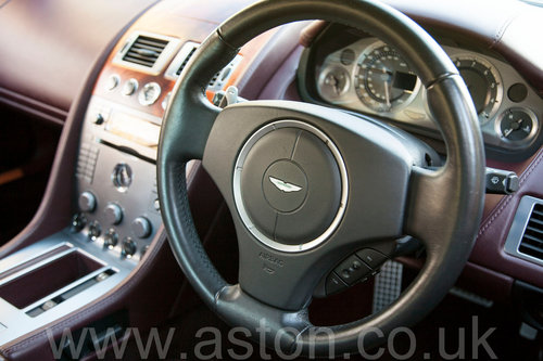 2005 Aston Martin DB9 Coupe SOLD (picture 6 of 6)