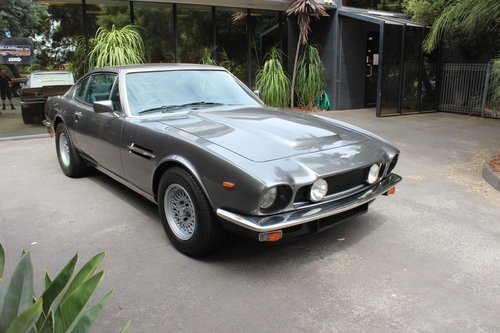 1979 Aston Martin AMV8 Oscar India  For Sale (picture 1 of 6)