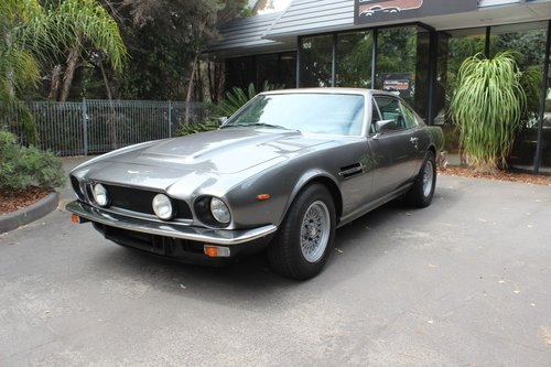 1979 Aston Martin AMV8 Oscar India  For Sale (picture 2 of 6)