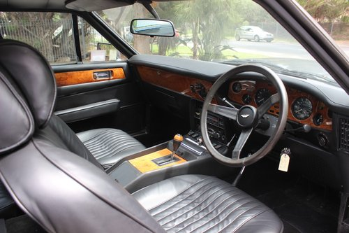 1979 Aston Martin AMV8 Oscar India  For Sale (picture 5 of 6)