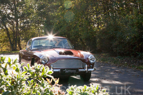 1960 Aston Martin DB4 Series II SOLD (picture 6 of 6)