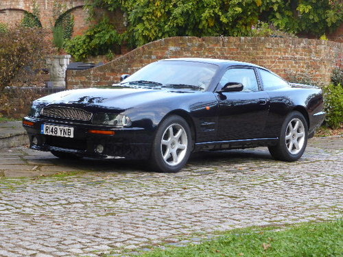 1997 Aston Martin V8 Coupe For Sale (picture 1 of 6)