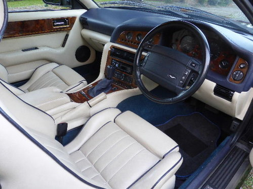 1997 Aston Martin V8 Coupe For Sale (picture 4 of 6)