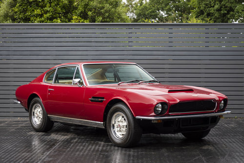 1973 ASTON MARTIN V8 MARK I, MANUAL, LHD SOLD (picture 1 of 6)