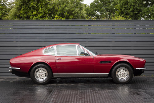 1973 ASTON MARTIN V8 MARK I, MANUAL, LHD SOLD (picture 3 of 6)