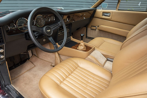 1973 ASTON MARTIN V8 MARK I, MANUAL, LHD SOLD (picture 4 of 6)