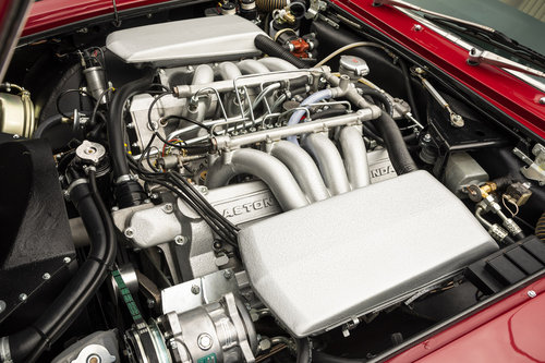 1973 ASTON MARTIN V8 MARK I, MANUAL, LHD SOLD (picture 5 of 6)