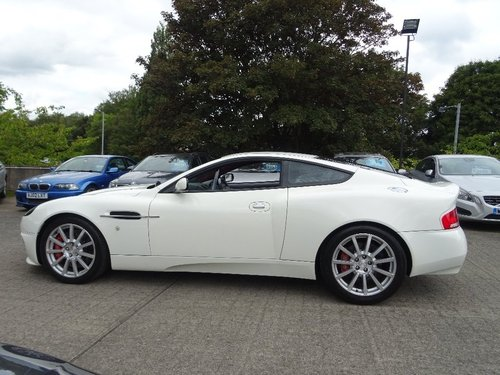 2005 Aston Martin Vanquish S 6.0 2dr AUTO/TIP RHD + LOW MILES For Sale (picture 3 of 6)