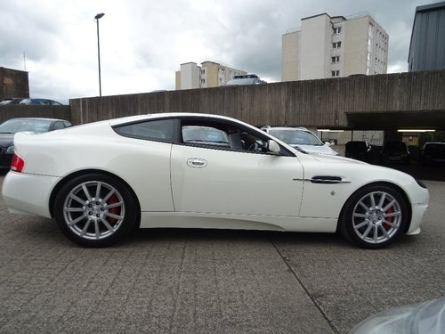 2005 Aston Martin Vanquish S 6.0 2dr AUTO/TIP RHD + LOW MILES For Sale (picture 5 of 6)