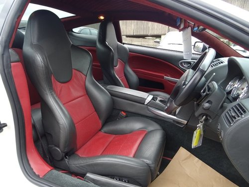 2005 Aston Martin Vanquish S 6.0 2dr AUTO/TIP RHD + LOW MILES For Sale (picture 6 of 6)
