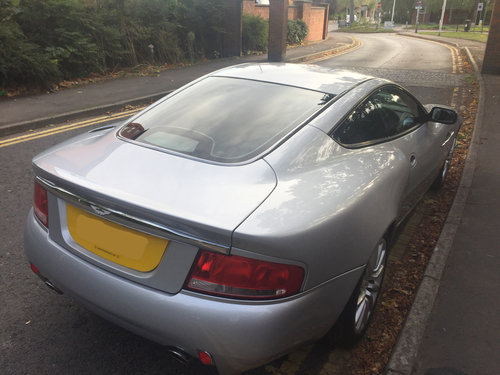 Aston Martin Vanquish 2004 - Just 13,000 Miles and with FSH For Sale (picture 5 of 6)