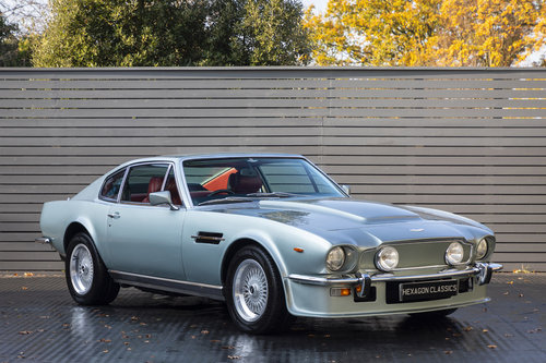 1984 ASTON MARTIN V8 Vantage Coupé MANUAL  SOLD (picture 1 of 24)