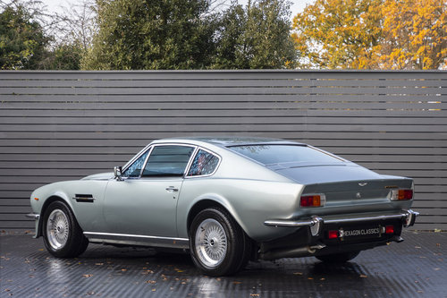 1984 ASTON MARTIN V8 Vantage Coupé MANUAL  SOLD (picture 2 of 24)