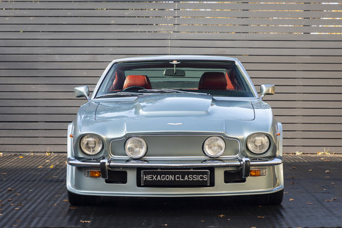 1984 ASTON MARTIN V8 Vantage Coupé MANUAL  SOLD (picture 3 of 24)