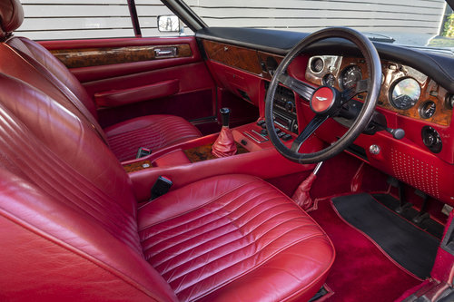 1984 ASTON MARTIN V8 Vantage Coupé MANUAL  For Sale (picture 4 of 6)