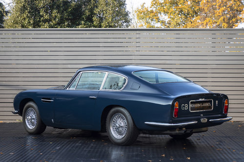 1967 Aston Martin DB6 AUTOMATIC For Sale (picture 2 of 6)