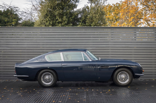 1967 Aston Martin DB6 AUTOMATIC For Sale (picture 3 of 6)