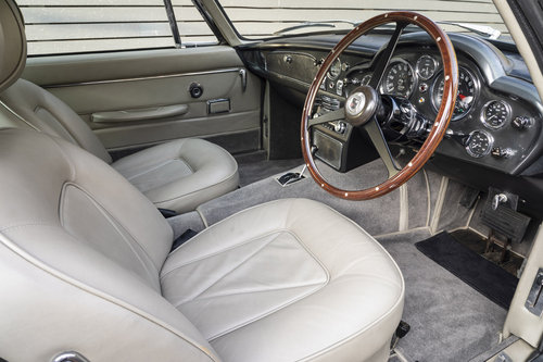 1967 Aston Martin DB6 AUTOMATIC For Sale (picture 4 of 6)