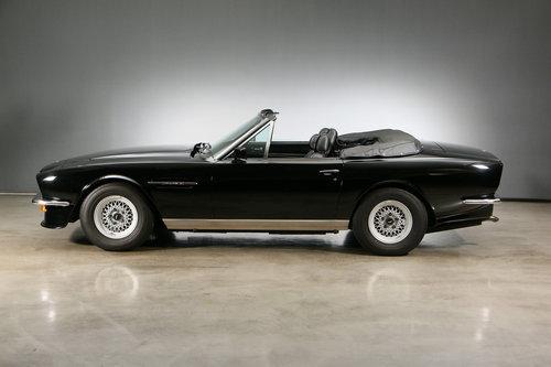 1986 Aston Martin V8 Volante Convertible For Sale (picture 3 of 6)