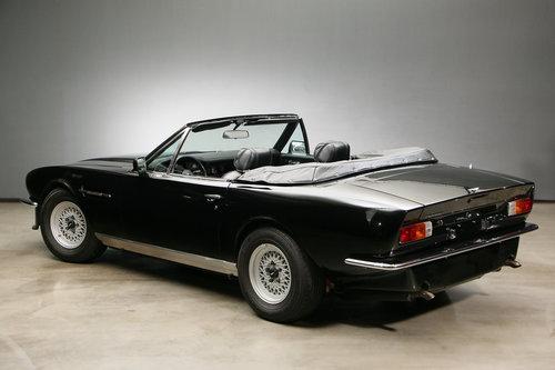1986 Aston Martin V8 Volante Convertible For Sale (picture 4 of 6)