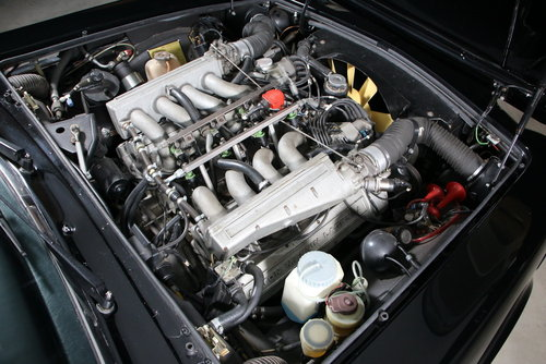 1986 Aston Martin V8 Volante Convertible For Sale (picture 6 of 6)