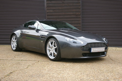 2006 Aston Martin Vantage 4.3 V8 Manual Coupe (19,000 miles) SOLD (picture 1 of 6)
