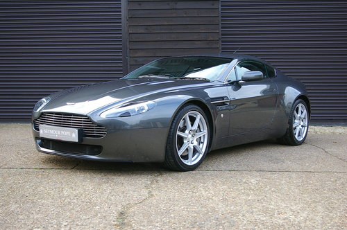 2006 Aston Martin Vantage 4.3 V8 Manual Coupe (19,000 miles) SOLD (picture 2 of 6)