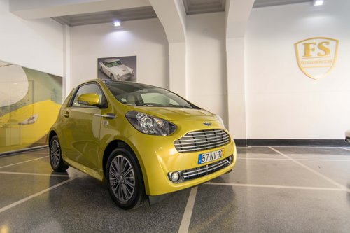 2011 Aston Martin Cygnet For Sale (picture 1 of 6)