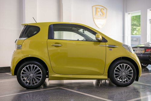 2011 Aston Martin Cygnet For Sale (picture 2 of 6)