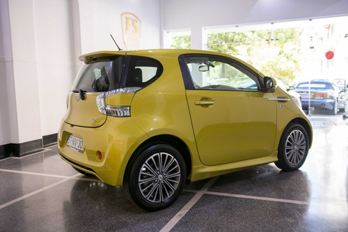 2011 Aston Martin Cygnet For Sale (picture 3 of 6)