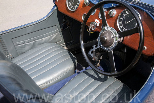 1935 Aston Martin Tourer 1 1/2 Litre For Sale (picture 2 of 6)