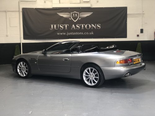 2004 Aston Martin DB7 Vantage Volante 25k Miles FAMSH  For Sale (picture 2 of 6)