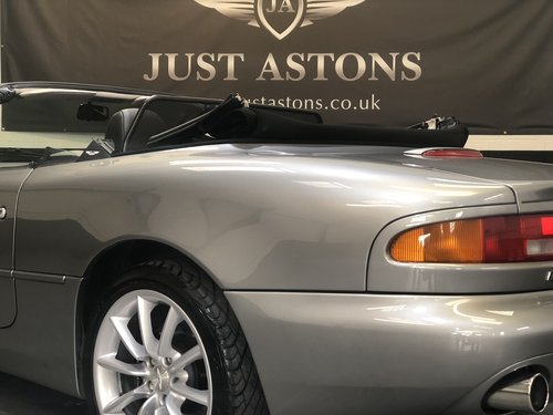 2004 Aston Martin DB7 Vantage Volante 25k Miles FAMSH  For Sale (picture 5 of 6)