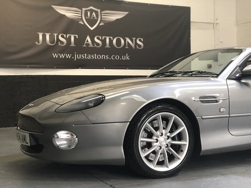 2004 Aston Martin DB7 Vantage Volante 25k Miles FAMSH  For Sale (picture 6 of 6)