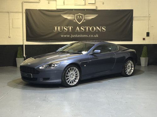 2005 ASton Martin DB9 Coupe 15k Miles 1 Owner FAMSH For Sale (picture 1 of 6)
