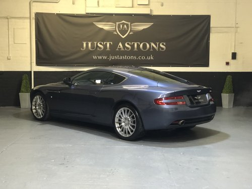 2005 ASton Martin DB9 Coupe 15k Miles 1 Owner FAMSH For Sale (picture 2 of 6)